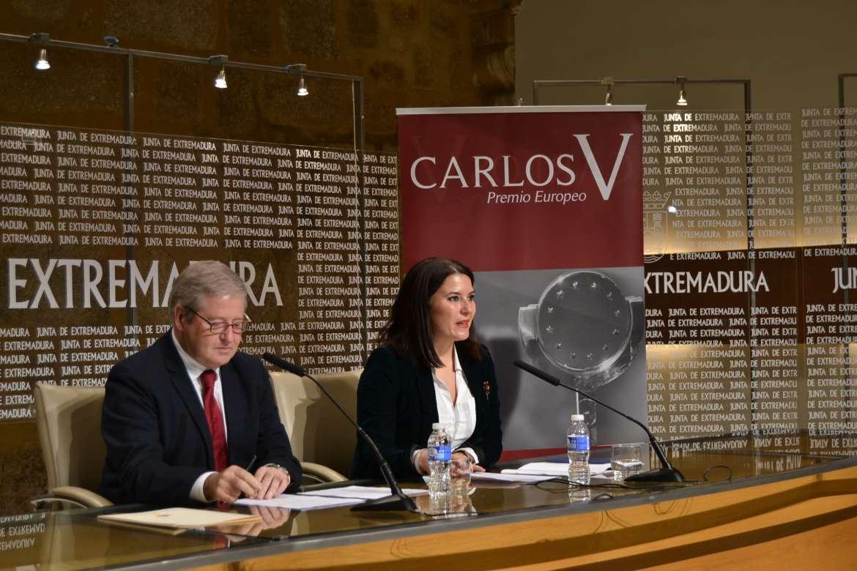 Convocada la XI edición del Premio Europeo Carlos V que será anual y abierto a personas, iniciativas, instituciones, y proyectos