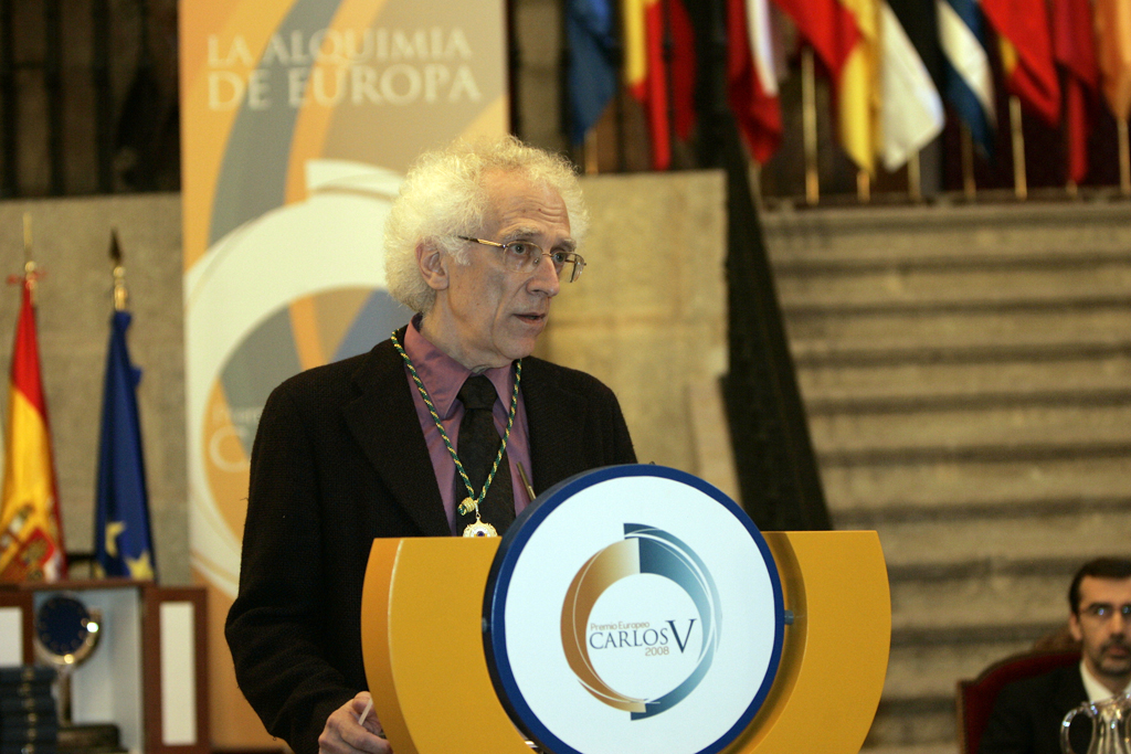 Tzvetan Todorov, member of the European Academy of Yuste, has died