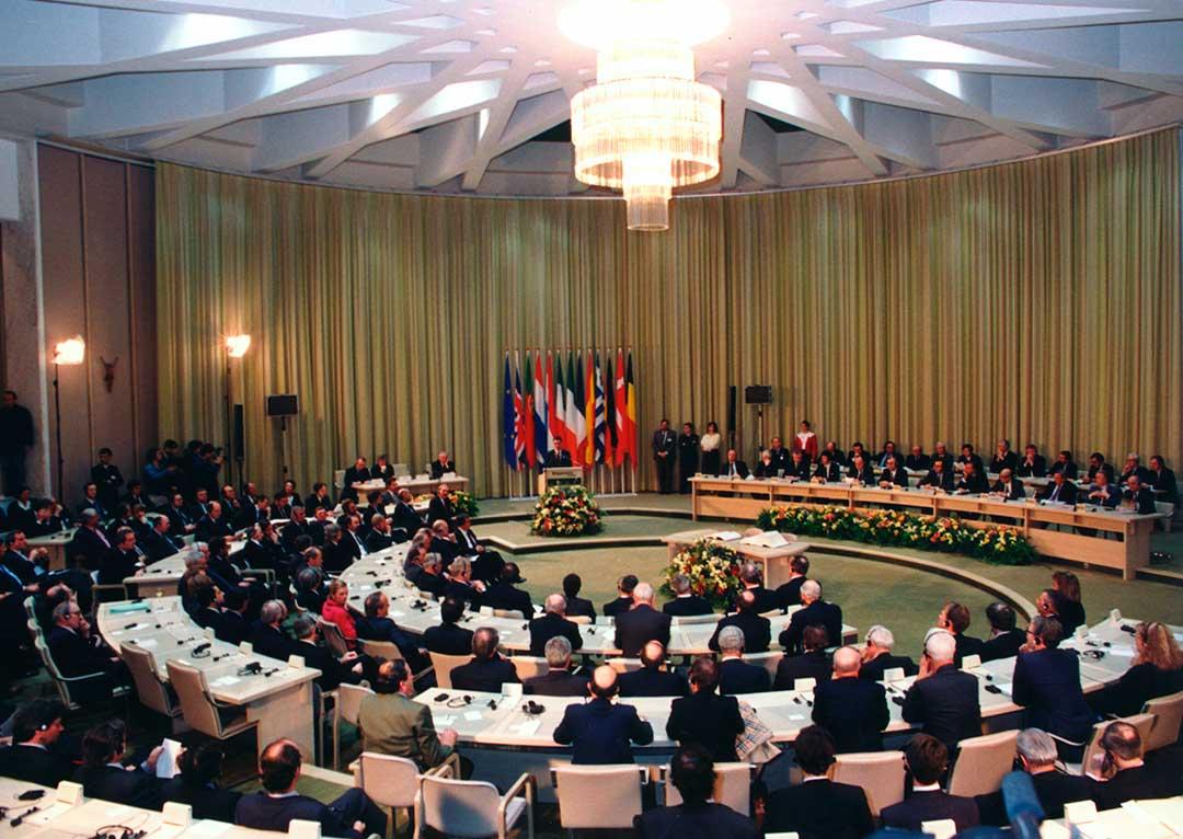 Jornadas de apertura de Campus Yuste 2017.  Del Tratado de Roma al Tratado de Maastricht y los avances pendientes en el proceso de integración europea