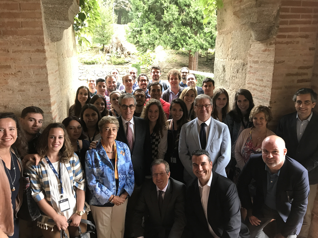 Campus Yuste programme launches with a course on the Treaties of Rome and Maastricht and ongoing advances in the process of European integration