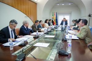 Reunión Patronato Yuste (29-6-17)