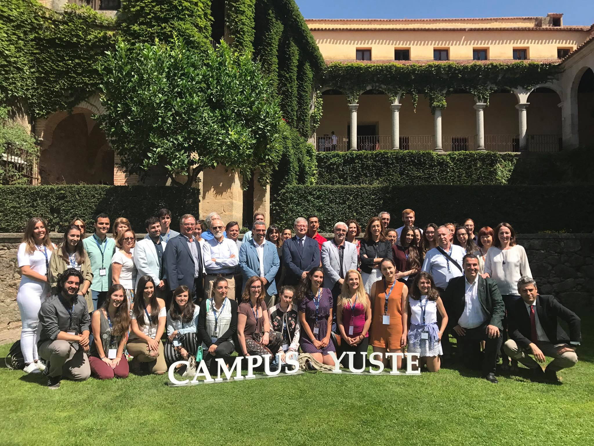 Campus Yuste aborda la erradicación y prevención de enfermedades endémicas