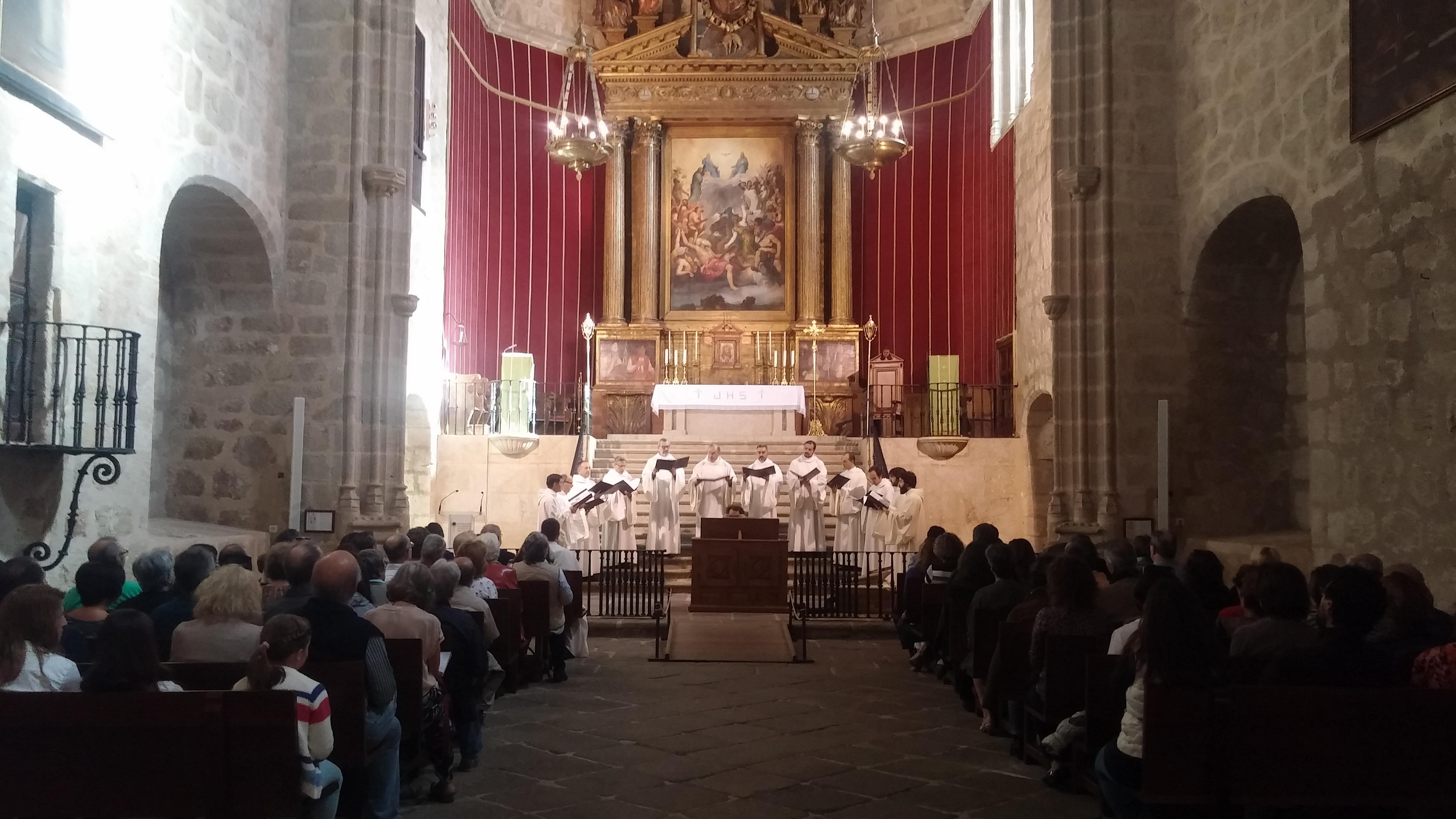 La Fundación Academia Europea e Iberoamericana de Yuste cierra el ciclo de conciertos de música conmemorando el V centenario de la muerte del cardenal Cisneros