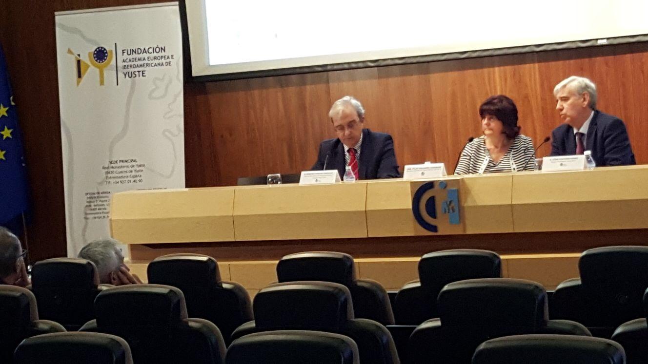Expertos internacionales analizan en Cáceres modelos de salud pública de Iberoamérica y Extremadura