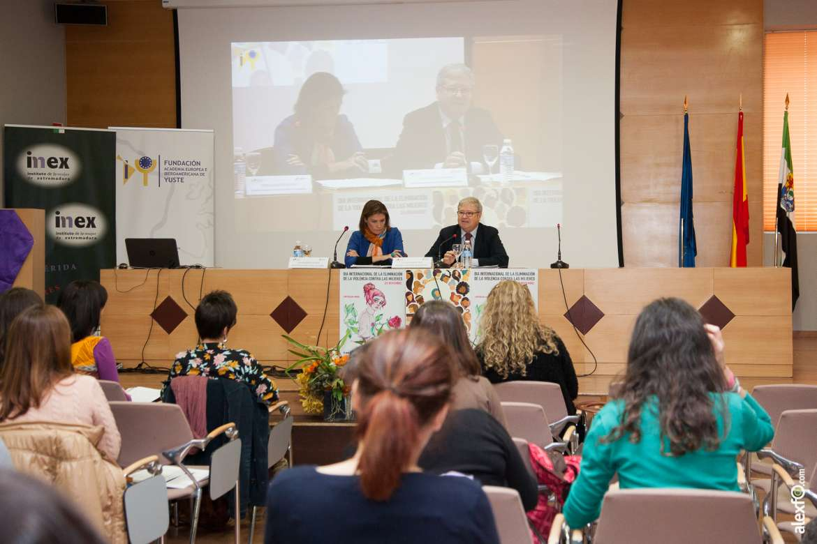 A Session Analyses the Need to Mainstream a Gender Perspective in order to Combat Violence and Discrimination Against Women