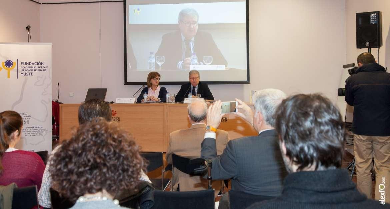 Fundación Yuste analiza las respuestas de integración ante las crisis migratoria-económica