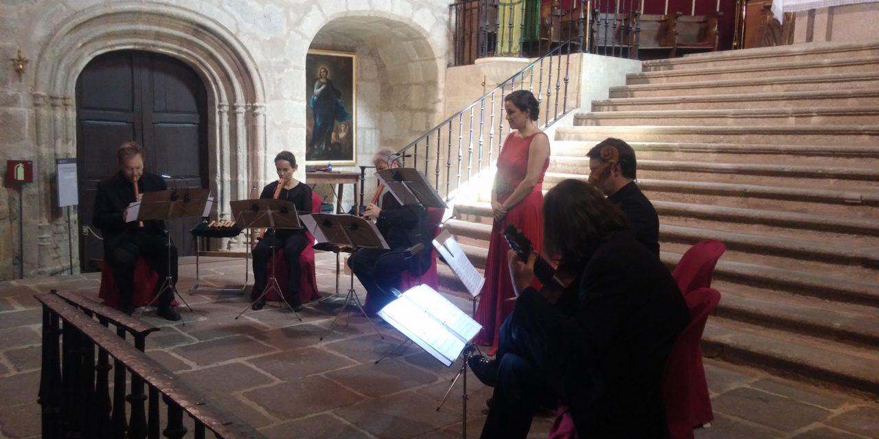 Zarabanda. Música de la época de Carlos V y Felipe II