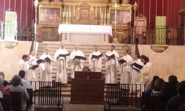 Schola Antiqua. Cisneros en su V Centenario