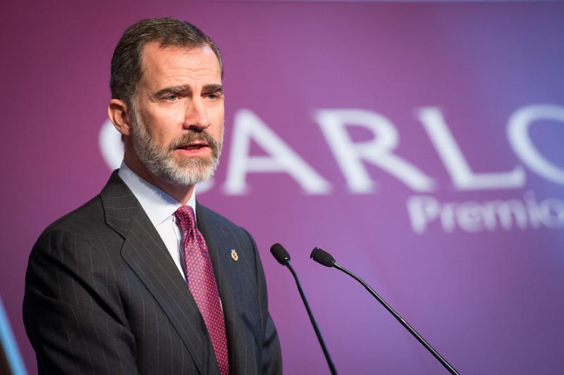 El Rey acepta la Presidencia de Honor de la Fundación Academia Europea e Iberoamericana de Yuste
