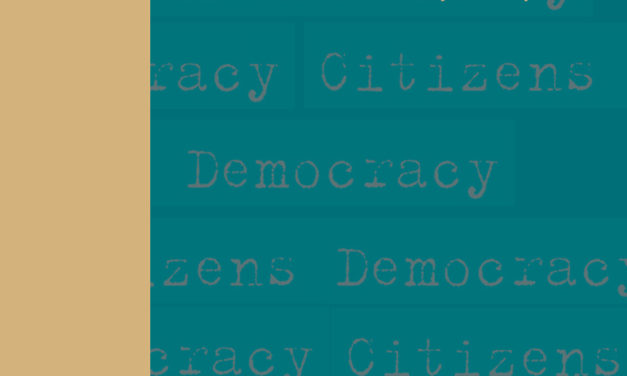 Europe: Project and Process. Citizens, Democracy, Participation