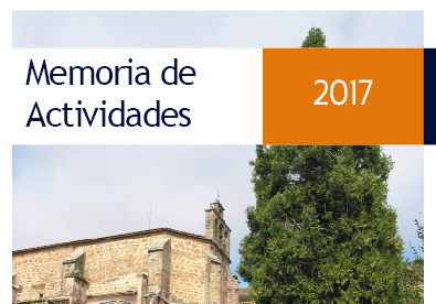 Memoria de actividades 2017