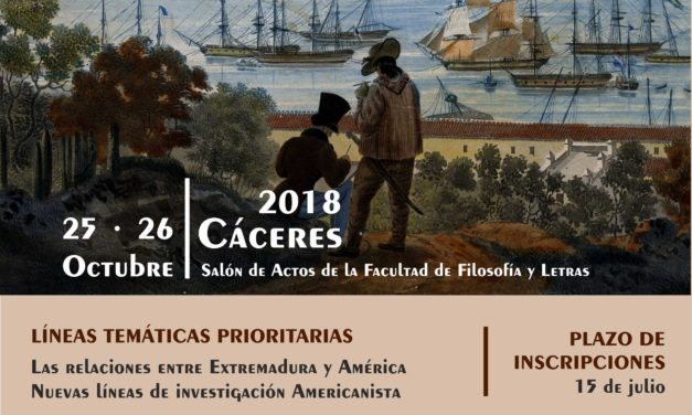 II INTERNATIONAL SYMPOSIUM FOR YOUNG RESEARCHERS: EXTREMADURA AND AMERICA