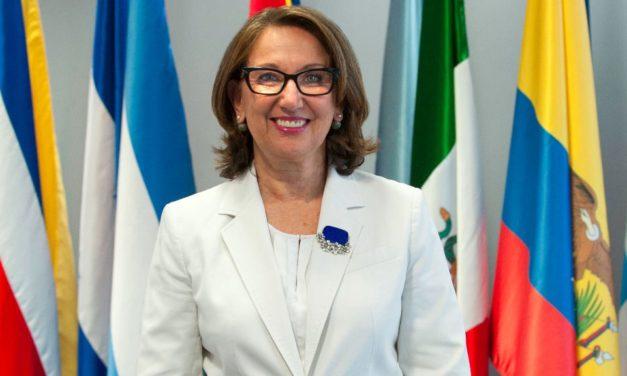 REBECA GRYNSPAN, SECRETARIA GENERAL IBEROAMERICANA, SERÁ INVESTIDA ACADÉMICA DE YUSTE EN LA CEREMONIA DE ENTREGA DEL PREMIO EUROPEO CARLOS V