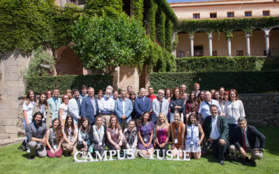 Fundación Yuste oferta 230 becas para los cursos internacionales de verano y otoño integrados en el programa Campus Yuste