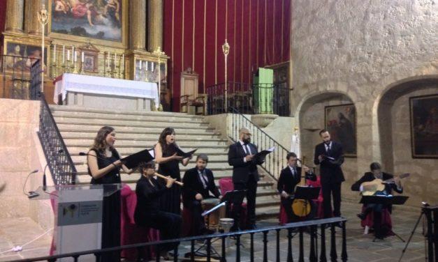 CONCERT OF COLLEGIUM MUSICUM MADRID