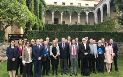 Expertos mundiales en Carlos V se reúnen en Yuste