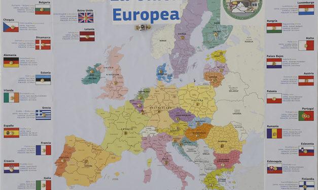 Exposición La Unión Europea: una historia de valores y derechos humanos