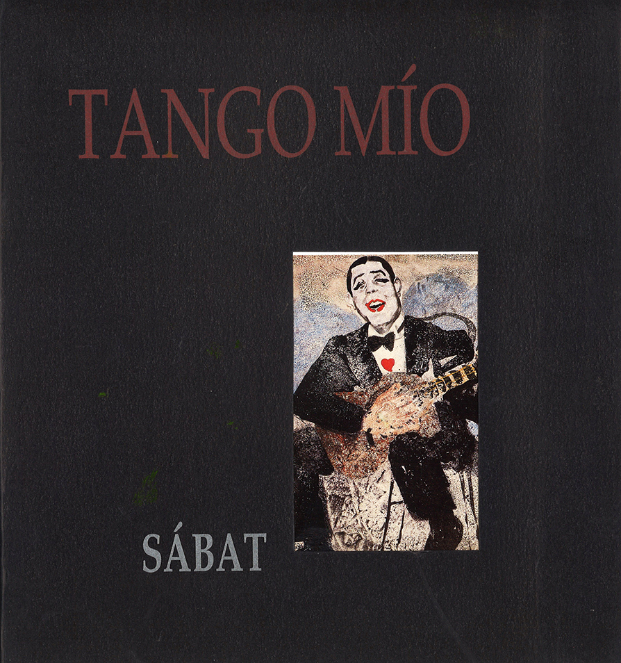 HERMENEGILDO SÁBAT. Tango mío