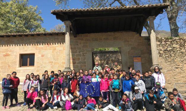 Proyecto 'La Unión Europea: un largo camino hacia la paz y la convivencia'