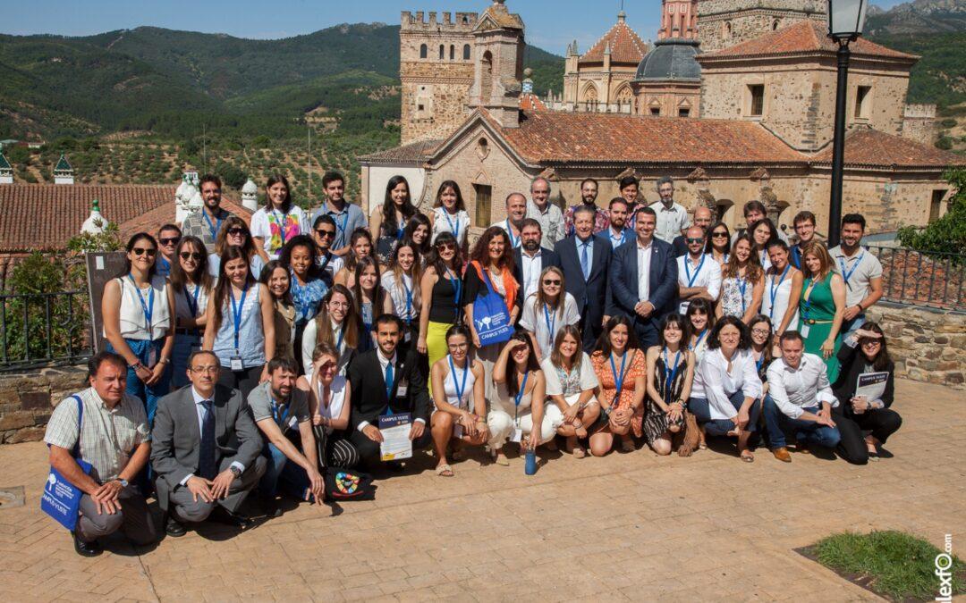 Jóvenes y expertos europeos e Iberoamericanos se reúnen en Guadalupe para profundizar en los retos de los Objetivos de Desarrollo Sostenible
