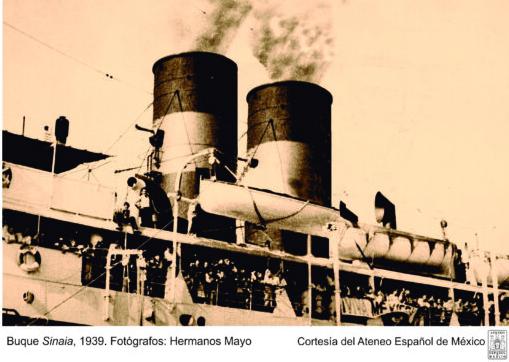 Un curso estudiará el exilio español en México