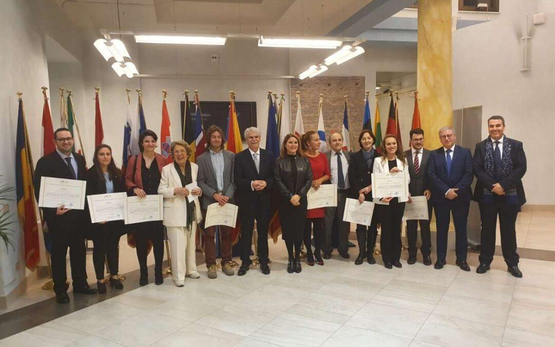 La Fundación Yuste reivindica en Roma el papel de los jóvenes investigadores para aportar soluciones a los retos europeos