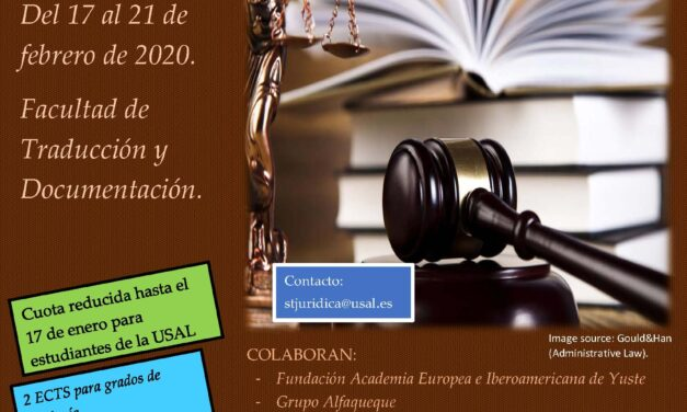 8TH SEMINAR ON LEGAL AND INSTITUTIONAL TRANSLATION FOR INTERNATIONAL ORGANISATIONS (IOs)