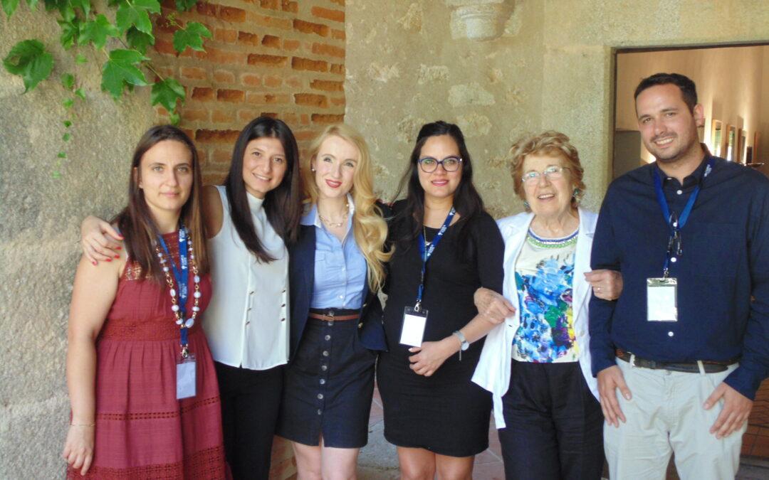 Los valores europeos como modelo de integración y progreso en un mundo global protagonizan un encuentro en Roma con Sofia Corradi- Mamma Erasmus