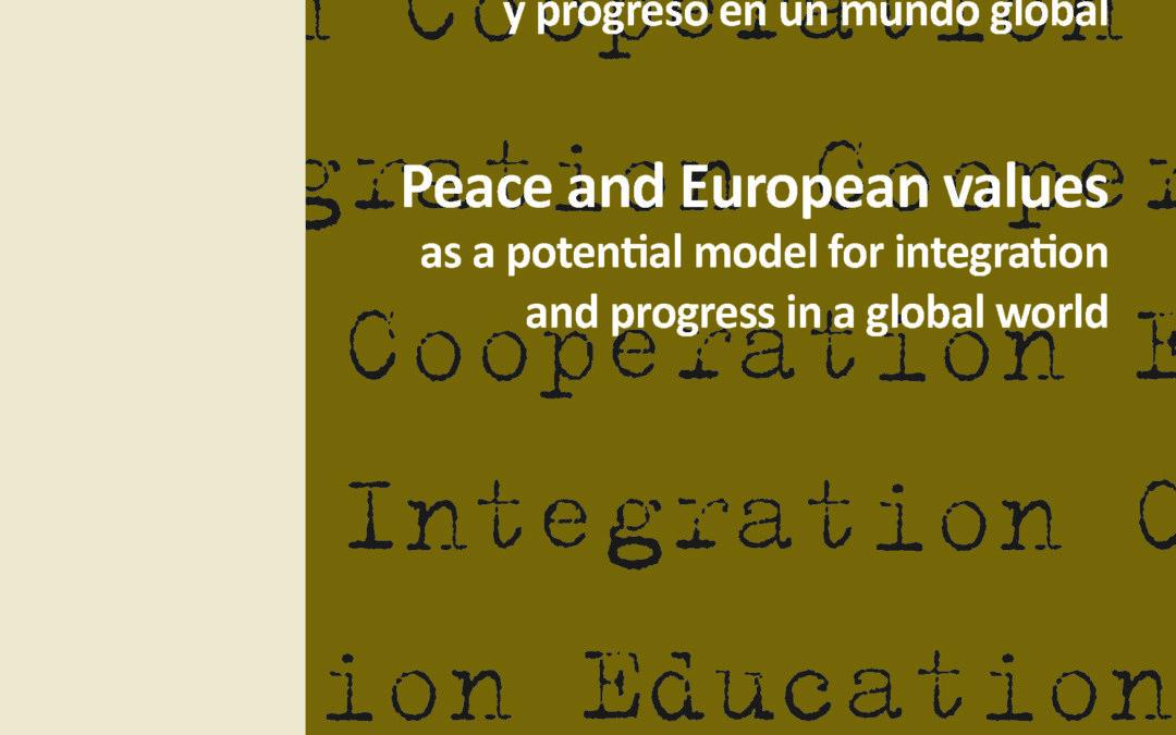 La Fundación Yuste presenta en Roma el libro 'Paz y valores europeos como posible modelo de integración y progreso en un mundo global'