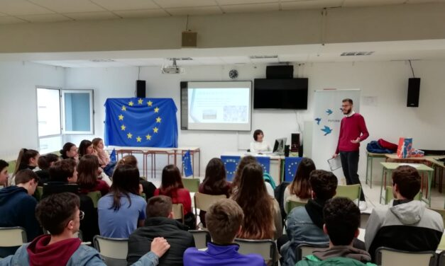 Information talks on mobility and Erasmus+ opportunities