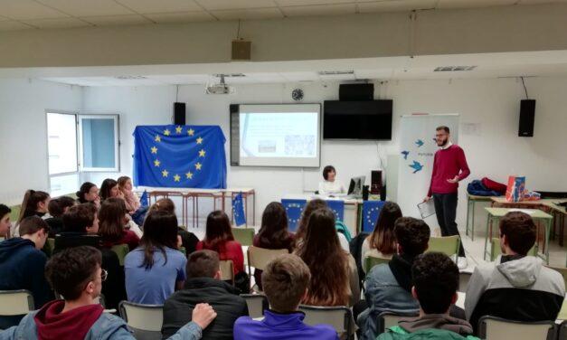 Charlas informativas sobre movilidad y oportunidades Erasmus+