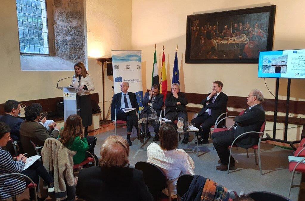 Rosa Balas reivindica un presupuesto ambicioso para una Europa de futuro