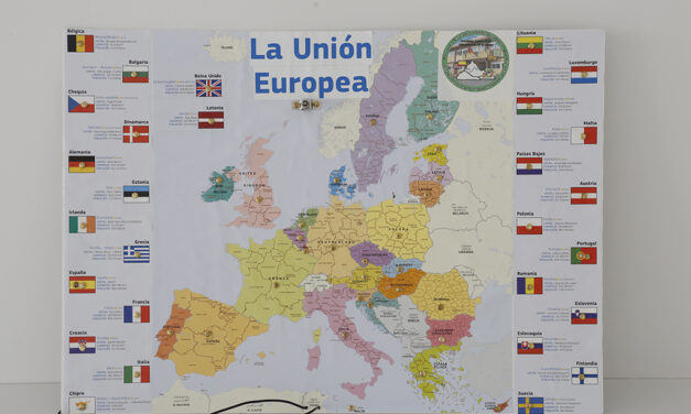 The European Union: a History of Values and Human Rights exhibition