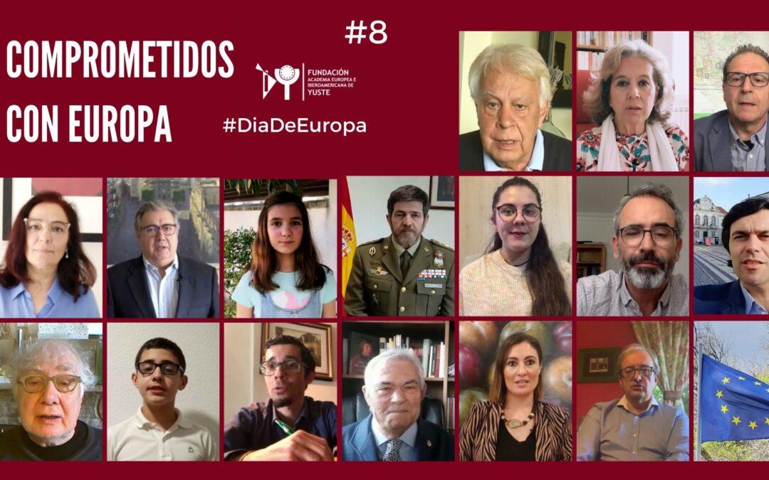 Comprometidos con Europa #8