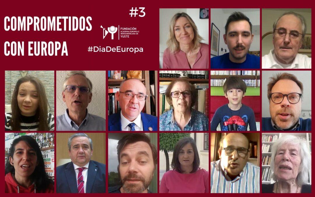 Comprometidos con Europa #3