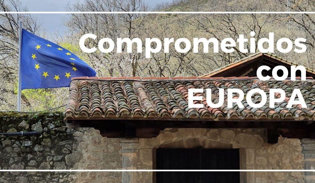 Fundación Yuste ha difundido los valores europeos a través de la campaña 'Comprometidos con Europa', en la que han participado 129 personas de distintas nacionalidades