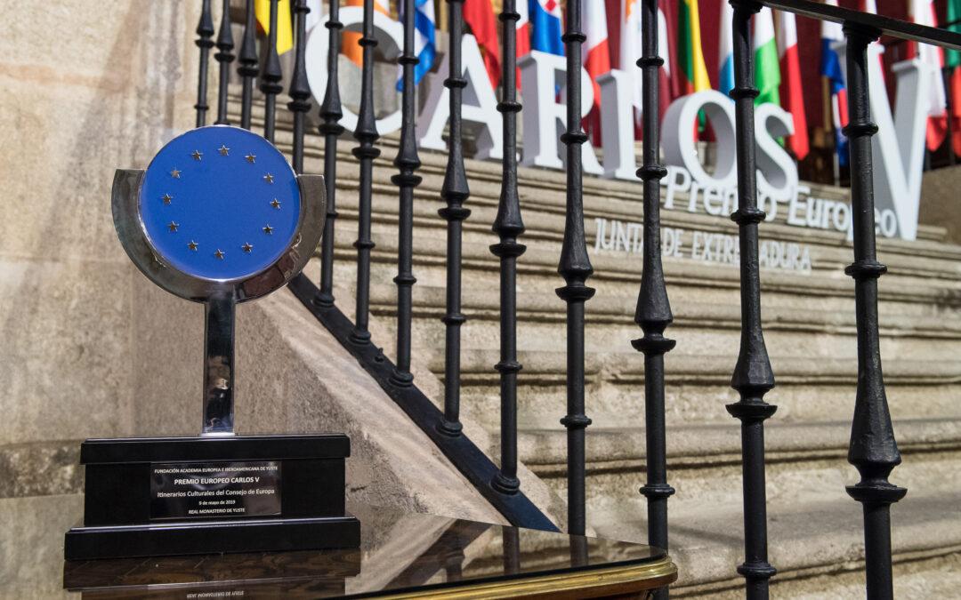 Premio Europeo Carlos V 1995-2019