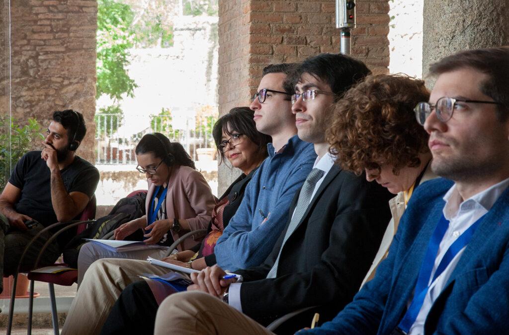 Diez jóvenes investigadores de seis nacionalidades reciben una Beca Europea de Investigación y Movilidad en Estudios Europeos de la Fundación Yuste