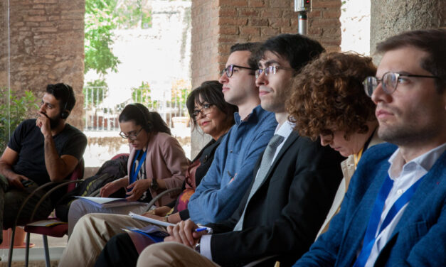 Ten young researchers from six nationalities receive a European Research and Mobility Grant for European Studies from the Yuste Foundation