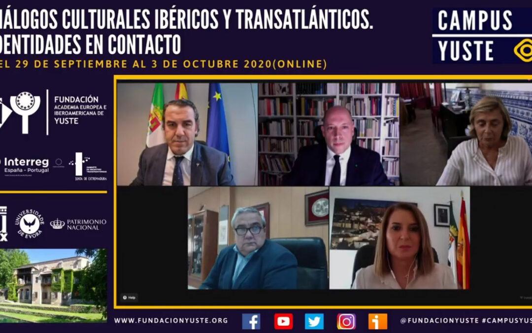 Rosa Balas reivindica la celebración de foros que den protagonismo a los referentes que han propiciado la existencia de la comunidad iberoamericana
