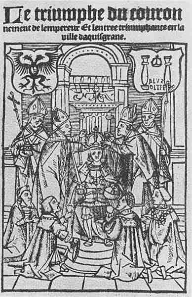 500 Aniversario de la Coronación de Carlos V: Sueños y Pesadillas de un Imperio