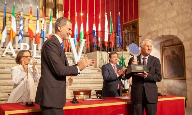 King Felipe VI commits to a strong and united Europe to tackle global challenges
