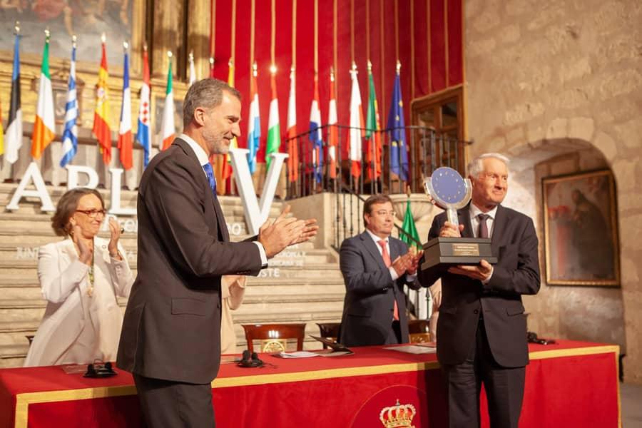 El Rey Felipe VI apuesta por una Europa fuerte y unida para acometer los desafíos globales