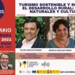 "WEBINAR ""SUSTAINABLE AND SOCIAL TOURISM FOR RURAL DEVELOPMENT: NATURAL AND CULTURAL SPACES"""