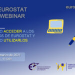 "WEBINAR ""HOW TO ACCESS AND USE EUROSTAT DATA"""