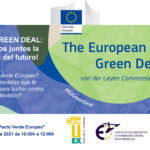 EUROPEAN GREEN DEAL: LET'S BUILD THE GREEN EUROPE OF THE FUTURE TOGETHER