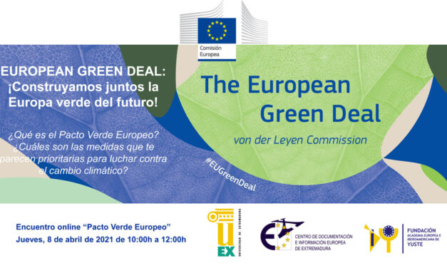 Pacto Verde Europeo: construyamos juntos la Europa verde del futuro