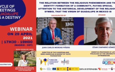 Yuste Foundation Organises a Seminar that Delves into the Religious Phenomenon and Identity Formation through the Virgin of Guadalupe in Mexico