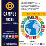 Sigue en directo la quinta sesión del curso «LAS RELACIONES UNIÓN EUROPEA-AMÉRICA LATINA Y EL CARIBE: UNA AGENDA RENOVADA Y UN PROGRAMA PARA LA RECUPERACIÓN EN EL MARCO DE LOS ODS»»