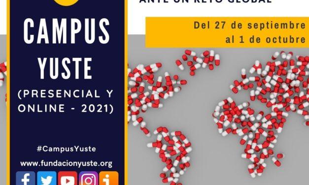 Campus Yuste analiza el futuro de la Sanidad en Europa y en el mundo